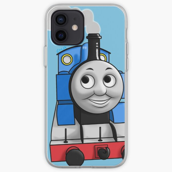 Thomas puffing along iPhone Soft Case