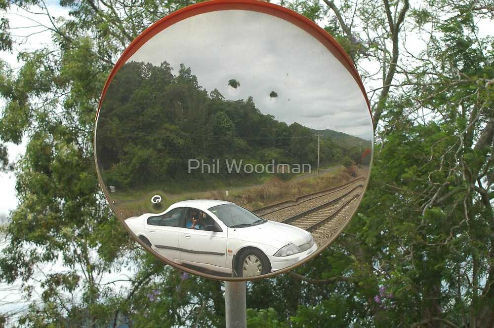 DISTORTION by Phil Woodman