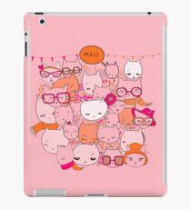Cats & Cats iPad Case/Skin