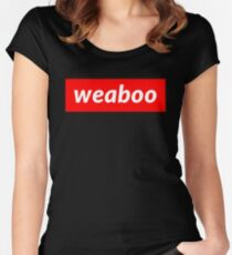 Weaboo Women's Fitted Scoop T-Shirt