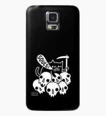 souls skull and cat Case/Skin for Samsung Galaxy
