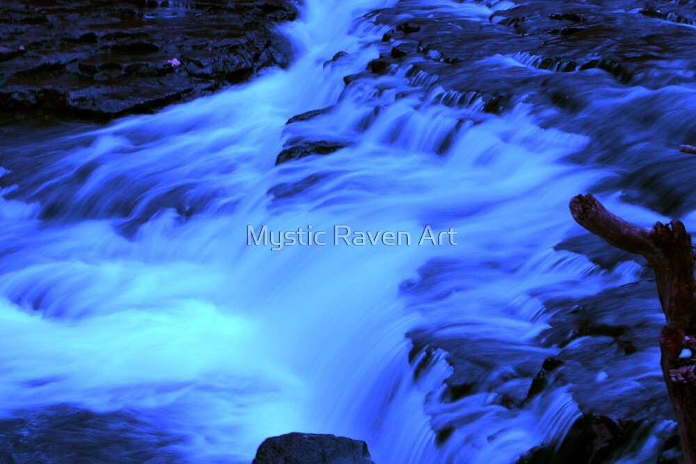 The Song of the River by Mystic Raven Art