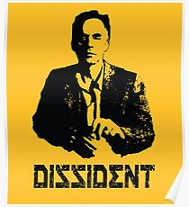 DISSIDENT Pete, affiche Poster