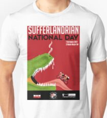 Sufferlandrian National Day 2017 Unisex T-Shirt