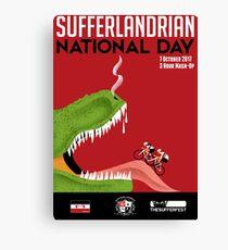 Lienzo Día nacional de Sufferlandrian 2017