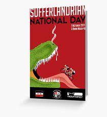 Sufferlandrian National Day 2017 Greeting Card