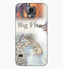 Lodge-Dekor - Die Big Five Hülle & Skin für Samsung Galaxy