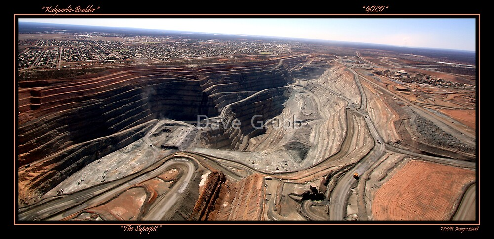 The Superpit by Dave  Grubb