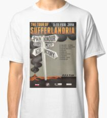 Tour of Sufferlandria 2018 Official Poster Classic T-Shirt