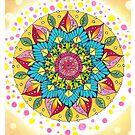 Mandala - Joy by AnitaShree
