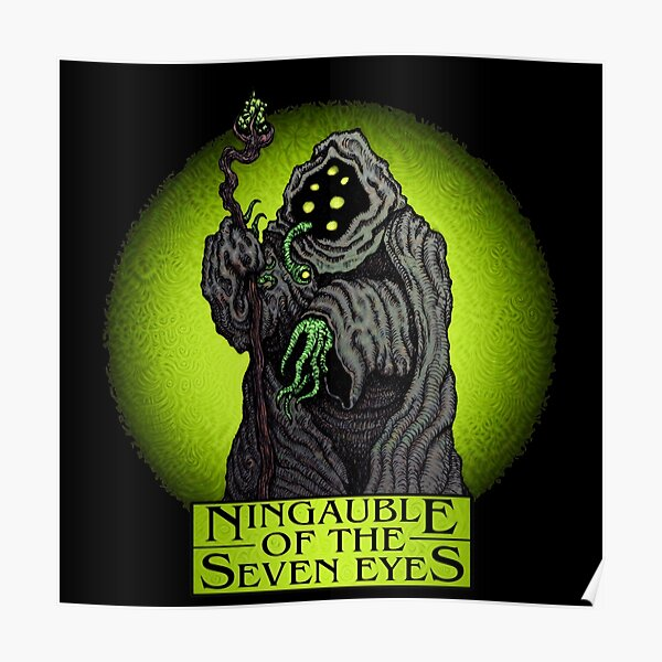 Ningauble Poster