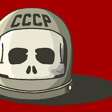 Cosmonaut by WCGross