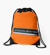 McLaren badge Drawstring Bag