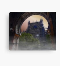 Gothic Tower Canvas Print