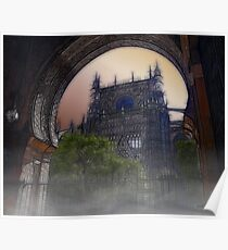 Gothic Tower Poster
