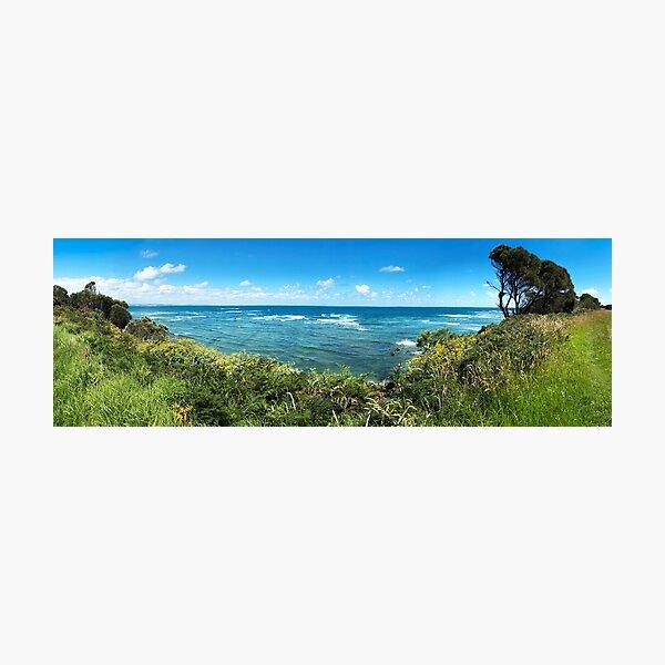 Inverloch Beach Panorama Photographic Print