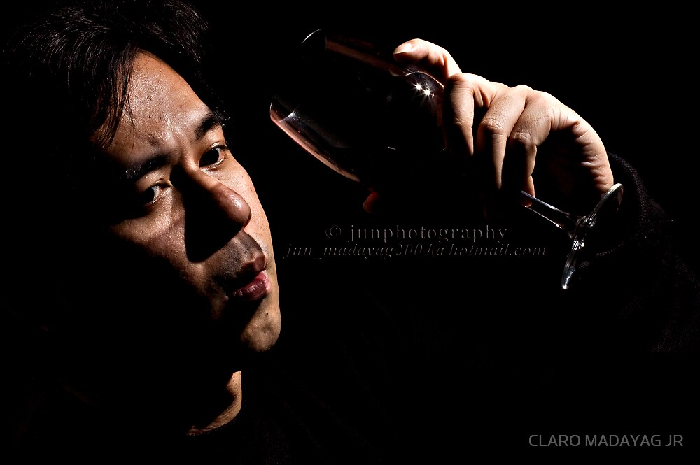 Pleasures of drinking by CLARO MADAYAG JR