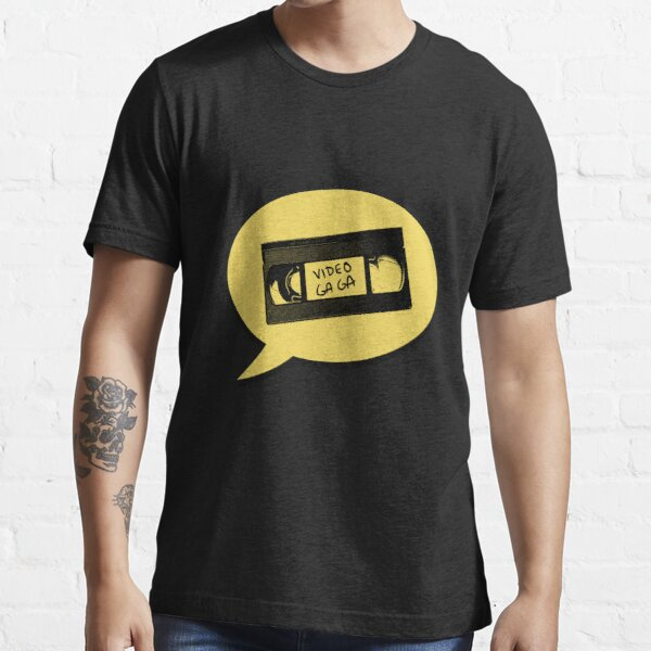 Video Ga Ga merch Essential T-Shirt