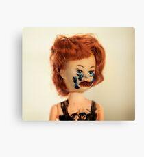 Scarlett the Doll Canvas Print