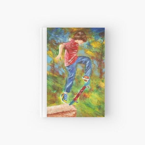 Skateboarder Hardcover Journal