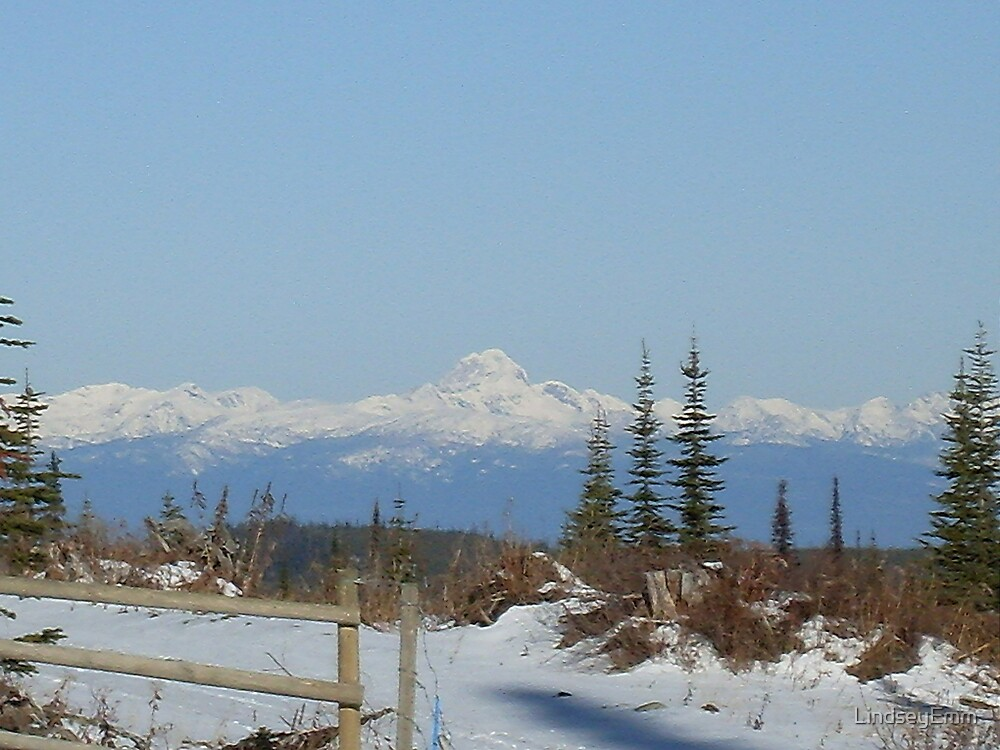 Dunn Peak by LindseyEmm