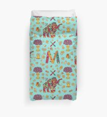Mammoth, from the AlphaPod collection Duvet Cover