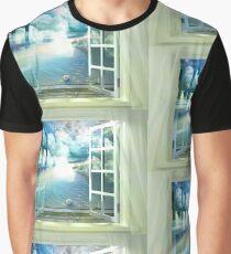 BEDROOM BREEZE Graphic T-Shirt