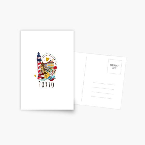 PORTO Carte postale