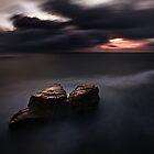 Land Sea Sky VII by Tom Black