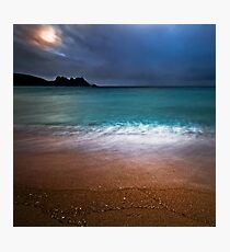 Land Sea Sky II Photographic Print