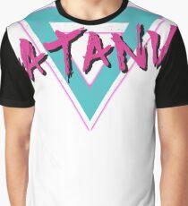 Catania Retro Vintage 70s Throwback Graphic T-Shirt