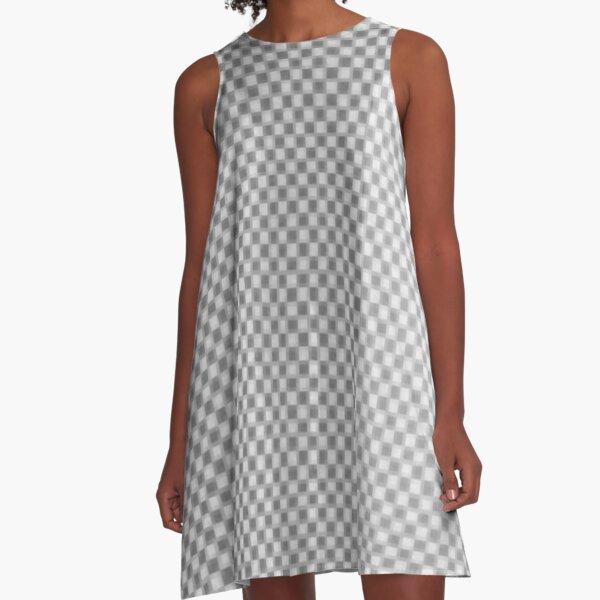 Shadow A-Line Dress