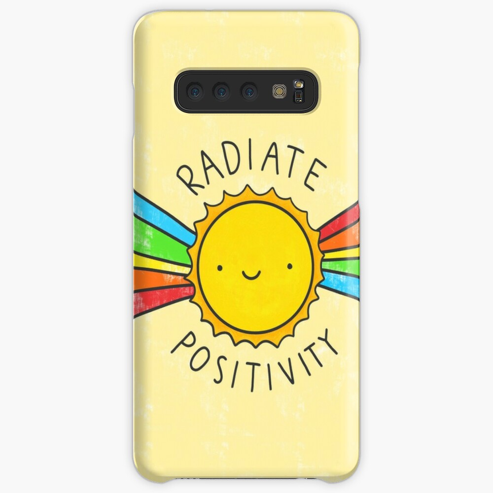 Radiate Positivity Cases & Skins for Samsung Galaxy