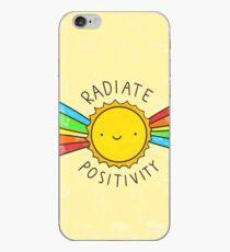 Strahlenpositivität iPhone-Hülle & Cover