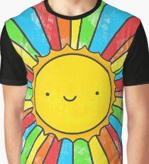 Radiate Positivity Graphic T-Shirt