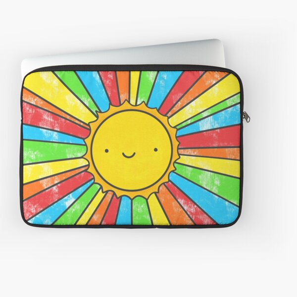 Radiate Positivity Laptop Sleeve