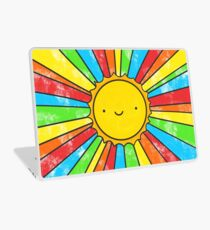 Radiate Positivity Laptop Skin