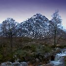 Buchaille Etive Mhor by Terry Mooney