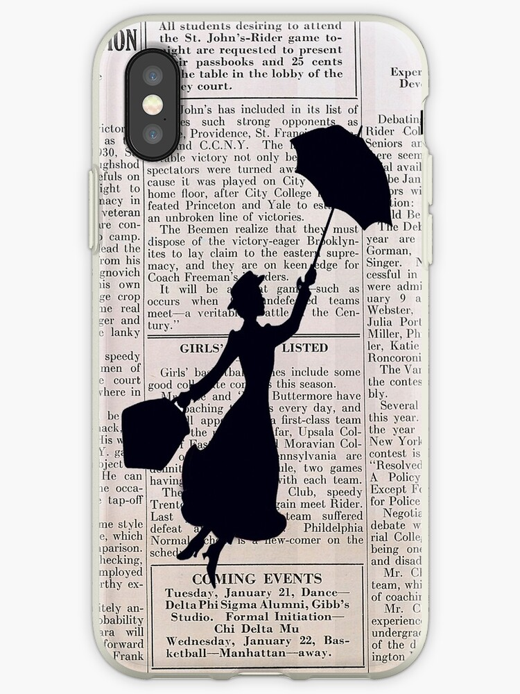 «Mary Poppins Vintage» de LeonorMitchell