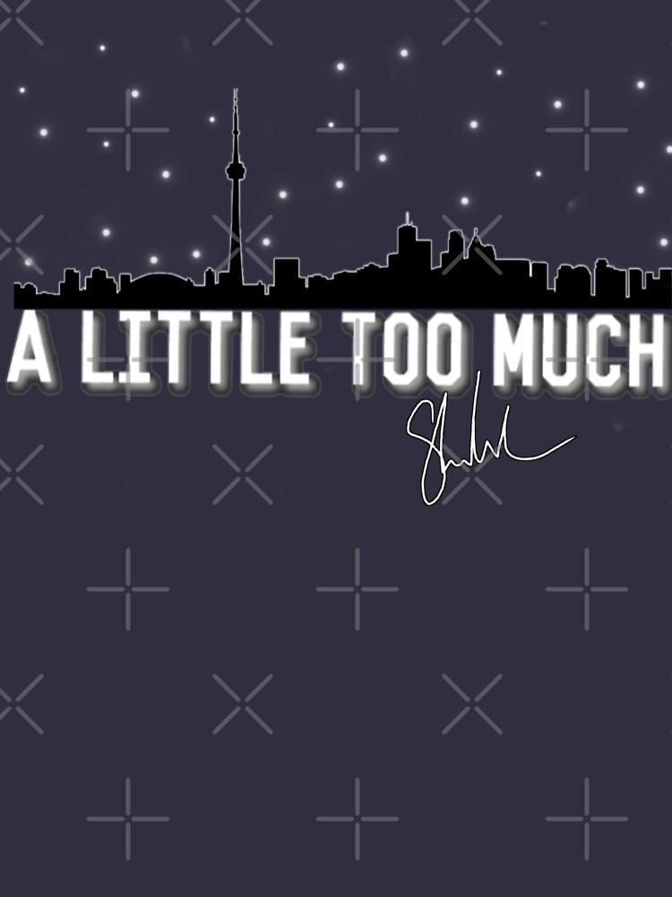 A little too much toronto  by Beginartist
