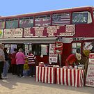 Eat At the Big Red Bus by CarolM