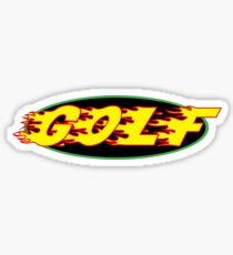 GOLF FLAME | Tyler The Creator Sticker