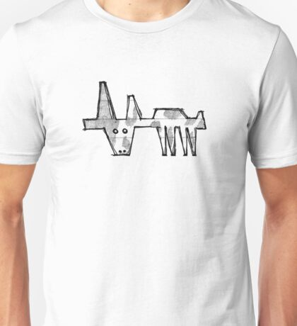 girder cow Unisex T-Shirt