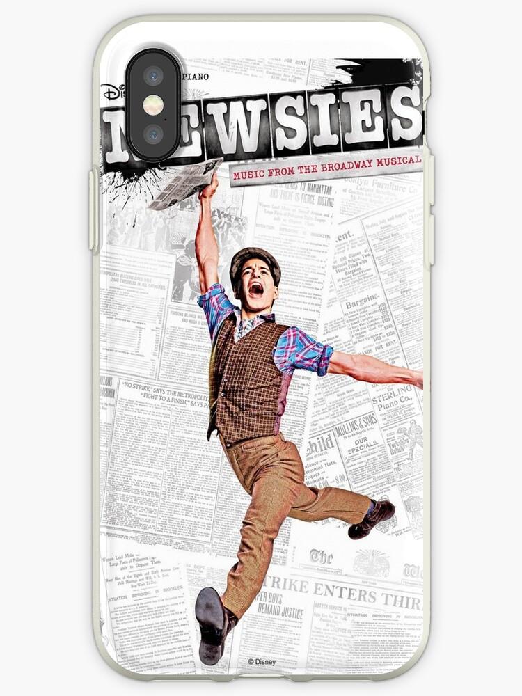 Newsies Broadway Musical by ScottKnop