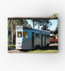 Brisbane trams - now long gone Studio Pouch