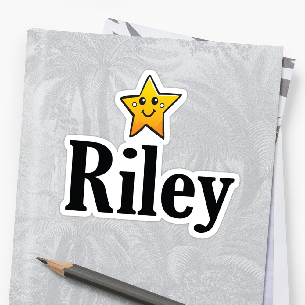 Name Riley / Inspired by The Color of Money by ProjectX23