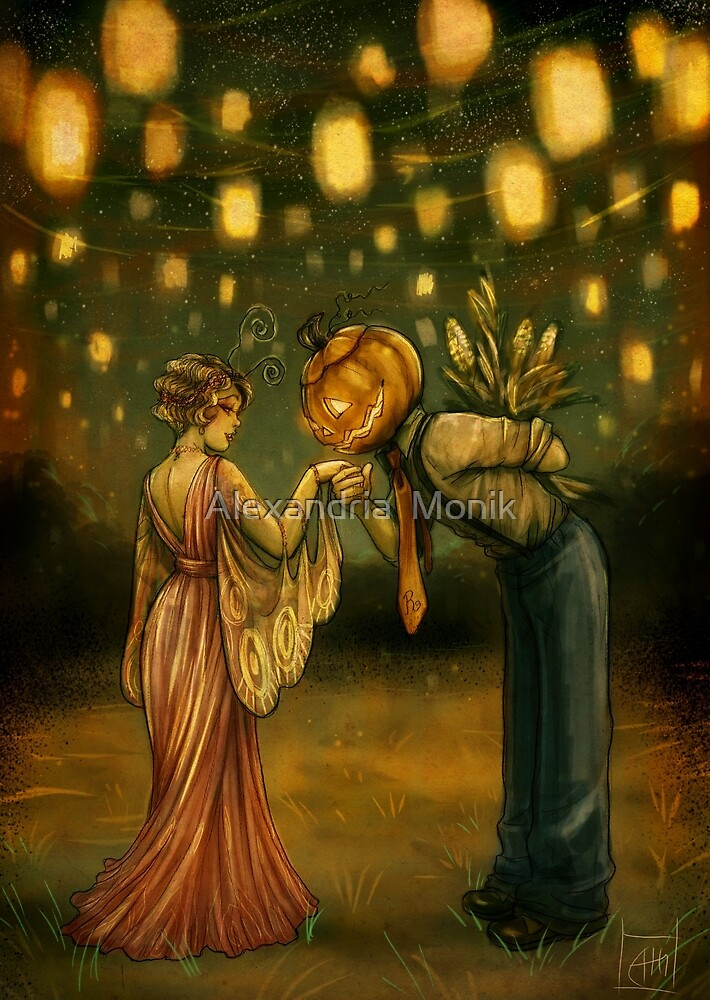 Pumpkin Prince by Alexandria  Monik