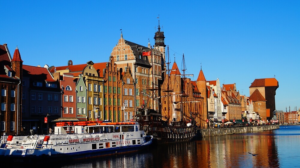 Gdansk by chilli-pigeon