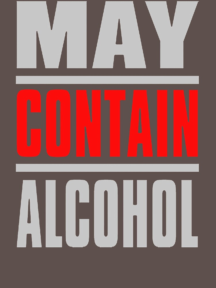 May Contain Alcohol New AQ218 Best Product by Diniansia