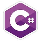 C# Badge by kleversonk